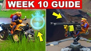 Watch Fortnite All Season 7 Week 4 Challenges Guide For Video