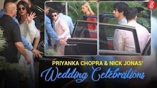 Priyanka Chopra & Nick Jonas wedding celebrations begin with Pooja!