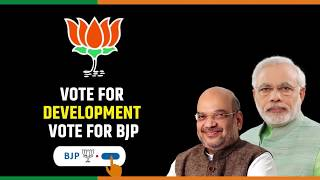 Double engine of BJP govt both at Centre and State will take Mizoram to new heights. #Vote4BJP