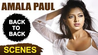 Amala Paul Back To Back Scenes - 2018 Telugu Movie Scenes - Bhavani HD Movies