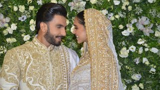Ranveer-Deepika Mumbai Reception - Deepveer GRAND Entry At Wedding Reception