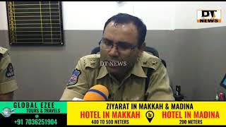 Shakeel Qureshi  | Murder under Mirchowk PS Limits | DCP On Murder Before Elections - DT News