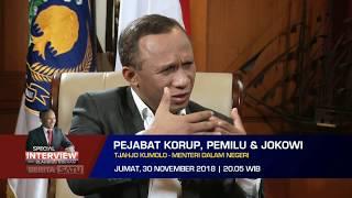 Promo Special Interview With Claudius Boekan: Pejabat Korup, Pemilu, dan Jokowi
