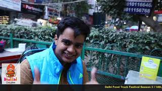 Bhukkad challenge Episode 1| Delhi Food Truck Festival Season 3 I  2018 I 14th, 15th, 16th Dec