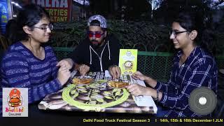 Bhukkad challenge Episode 2 | Delhi Food Truck Festival Season 3 I 2018 I 14th, 15th, 16th Dec