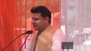 सुधीर षर्मा ने कहा चुनाव को लेकर विपक्ष की नजर धर्मशाला पर और पक्ष वालों की भी धर्मशाला पर नजर होगी
