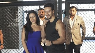 Tiger Shroff Launches His OWN MMA Matrix Gym With Sister Krishna Shroff