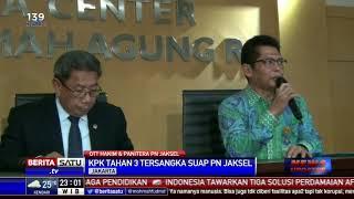 MA Berhentikan Sementara Dua Hakim PN Jaksel dan Panitera