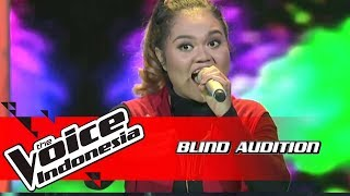 Zahra - Ride | Blind Auditions | The Voice Indonesia GTV 2018