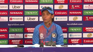 India captain Harmanpreet Kaur post match press conference