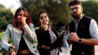 Girl Selling Charas Ganja | Fake News Reporter Prank | Unglibaaz