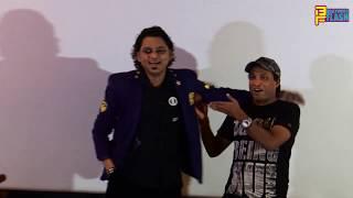 IGT Fame Hasan Kamaal Rizvi Best Magic At Mohabbat & Barsaat Song Launch