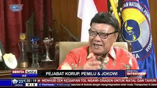 Special Interview With Claudius Boekan #2: Kepala Daerah Dukung Jokowi