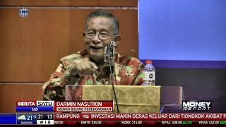 Darmin: Indonesia Tak Terlibat Langsung Perang Dagang