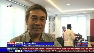 KPK Datangi Kantor Partai Solidaritas Indonesia
