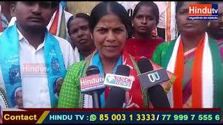 సిద్దిపేటలో  మహా కూటమి ఎమ్మెల్యే అభ్యర్థి భవాని రెడ్డి మీడియా సమావేశం  ఏర్పాటు చేశారు