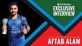 Interview - Afghanistan pacer Aftab Alam on IPL, Indian players & Gayle's promise