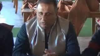 राष्ट्रीय फ्रीडम पार्टी ने मुख्यमंत्री के खिलाफ अर्की से उतारा पहला दावेदार  पवन ठाकुर