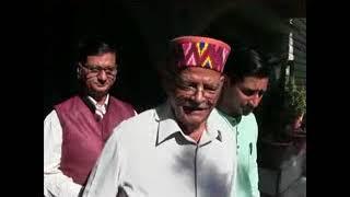 वीरभद्र सिंह की तानाशाही को खत्म करना मेरा मकसद  कहा पं. सुखराम ने