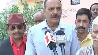 हमीरपुर विधानसभा से कांग्रेस उम्मीदवार कुलदीप पठानिया ने प्रचार अभियान तेज कर दिया