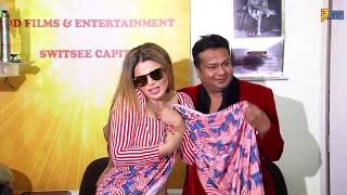 Rakhi Sawant Weds Deepak Kalal Photoshoot - Uncut