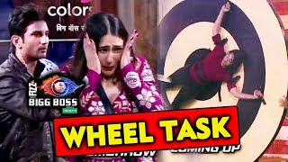 WHEEL TASK | Sara Ali Khan Sushant Singh Rajput | Weekend Ka Vaar | Bigg Boss 12