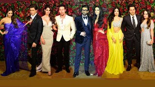Ranveer And Deepika GRAND RECEPTION Party Mumbai | FULL VIDEO | DeepVeer Wedding Party