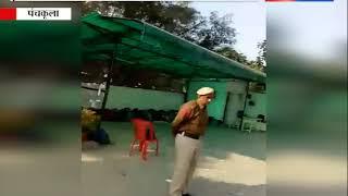 HSSC परीक्षा केन्द्रों पर CM फ्लाइंग स्क्वाड का निरीक्षण || ANV NEWS HARYANA