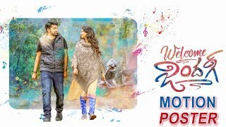 Welcome Zindagi Motion Poster || Latest Telugu Love Story Movie Welcome Zindagi