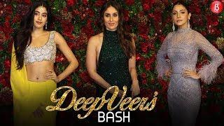 Bollywood celebs grace newlyweds Ranveer Singh and Deepika Padukone's party