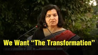Watch Live! | Aparajita Sarangi's 1st Wildfire Speech After Joining BJP | Bhubaneswar, Odisha