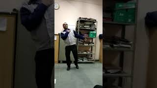World Best Dancer | Dance in Office | I am a Disco Dancer