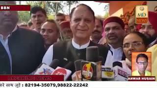 आईपीएच मंत्री महेंद्र सिंह ठाकुर ने किया दून विधानसभा क्षेत्र का दौरा