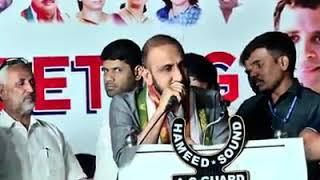 FEROZ KHAN | Firing Speech | On Nampally Development | Nampaly Ki Awam Bohat Pareshan Hai sab hesaid