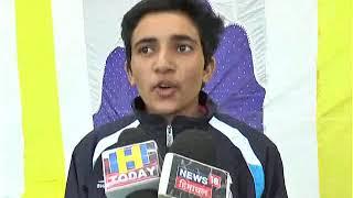 हिम अ कादमी विकासनगर की वार्षिक खेलकूद प्रतियोगिता का आयोजन अणु एथलेक्टिस खेल मैदान में किया गया