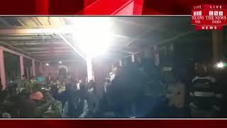 [ Assam ] होजाइ जिला के इटाखोली  गांव पंचायत मे बीजेपी की हुई चुनावसभा / THE NEWS INDIA