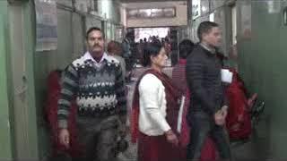 हमीरपुर आई मेडिकल काउंसिल ऑफ  इंडिया की टीम ने अंतिम दिन निरीक्षण की गोपीनीय रिपोर्ट की तैयार