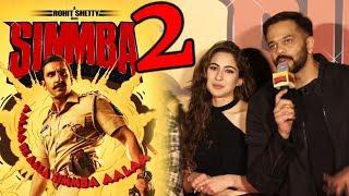 Rohit Shetty Talks On SIMMBA Sequel | Ranveer Singh | Sara Ali Khan | SIMMBA 2