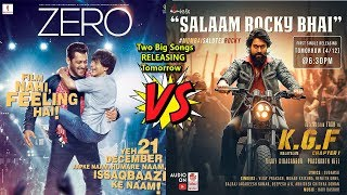 Ishqbaazi Vs Salaam Rocky Bhai Song Releasing Tomorrow I Which Song You Are Most Excited For?