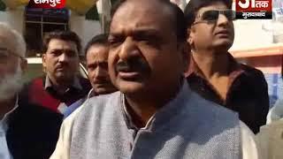 व्यापारियों ने रामपुर पुलिस को किया सम्मानित