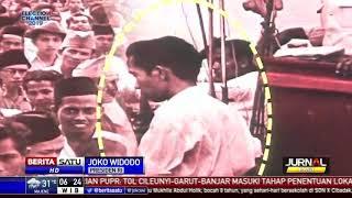 Jokowi Klarifikasi Isu Keterlibatannya dengan PKI