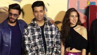 UNCUT: SIMMBA Official Trailer Launch - Ranveer Singh, Sara Ali Khan, Sonu Sood & Rohit Shetty