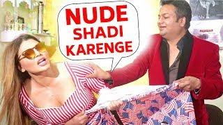 Rakhi Deepak ki Shadi - Wedding ROAST   Baklol Bunny