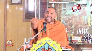 Abhaydan Masik Satsang Sabha @ Tirthdham Sardhar 02-12-2018