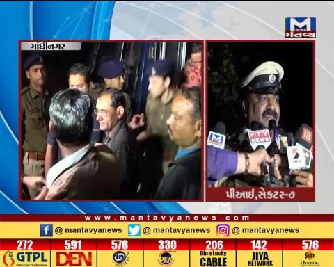 Gandhinagar:  4 accused of LRD paper leak sentenced to 10 days police remand