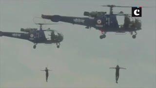 Navy Day 2018: Naval forces display acrobatic skills in Rameswaram