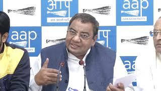 BJP Deletes Votes of 4 Lakh Baniya's In Delhi