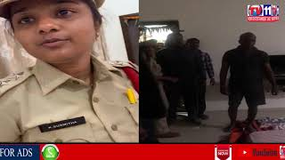 CONGRESS LEADER REVANTH REDDY ARREST | POLICE BREAKS INTO REVANTH REDDY HOUSE | KODANGAL