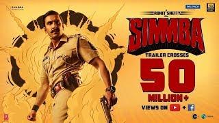 Simmba TRAILER  REVIEW | REACTION | Ranveer Singh, Sara Ali Khan, Ajay Devgn