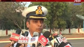 Jamnagar : Retreat Treatment held by INS Valsura